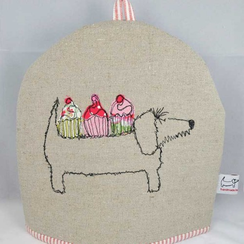 transporter tea cosy