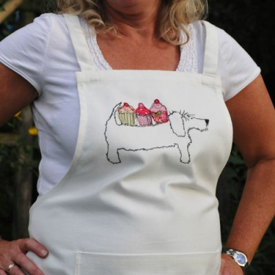 transporter dog apron